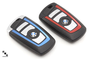 Colored Key Fob Accent Overlays