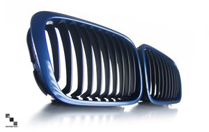 Painted Kidney Grilles for BMW E46 3 Series Sedan (Pre-LCI)