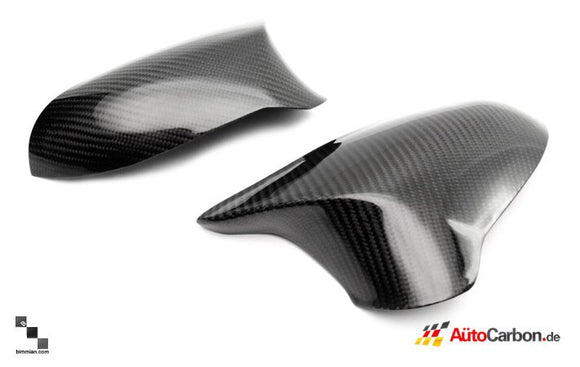 Carbon Fiber Mirror Covers for BMW F82/F83 M4