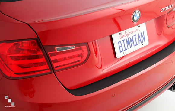 Rear Bumper Guard for BMW F30 3 Series