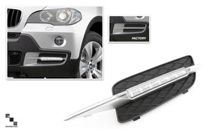 LED Daytime Running Lights for BMW E70 X5 (Pre-LCI)