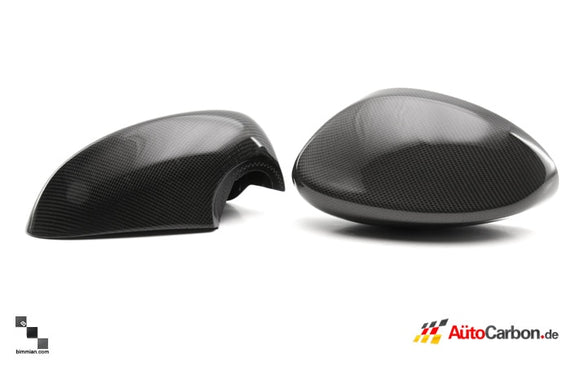 Carbon Fiber Mirror Housing for BMW E92 (Pre-LCI)