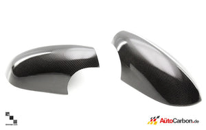 Carbon Fiber Mirror Covers for BMW E82 1M, E90/E92/E93 M3