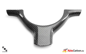Carbon Fiber Steering Wheel Trim for BMW E39 M5, E46 M3