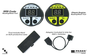 Code Reader & Reset Tool - SRS (Airbag) Tool - For Any BMW up to 2003 with ODB2 Port