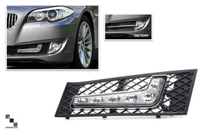 LED Daytime Running Lights for BMW F07/F10/F11 5 Series