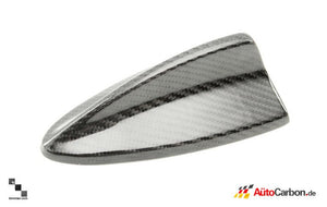 "7"" Carbon Fiber Shark Fin Cover for BMW E82 1 Series, E90 3 Series"