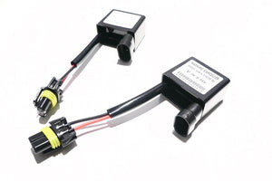 Pair Of WeissLicht XenoFlo Compact HID Retrofit Error Cancellers