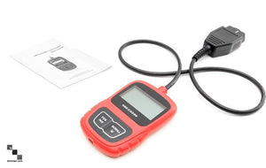Engine Code Reader & Reset Tool (RED)