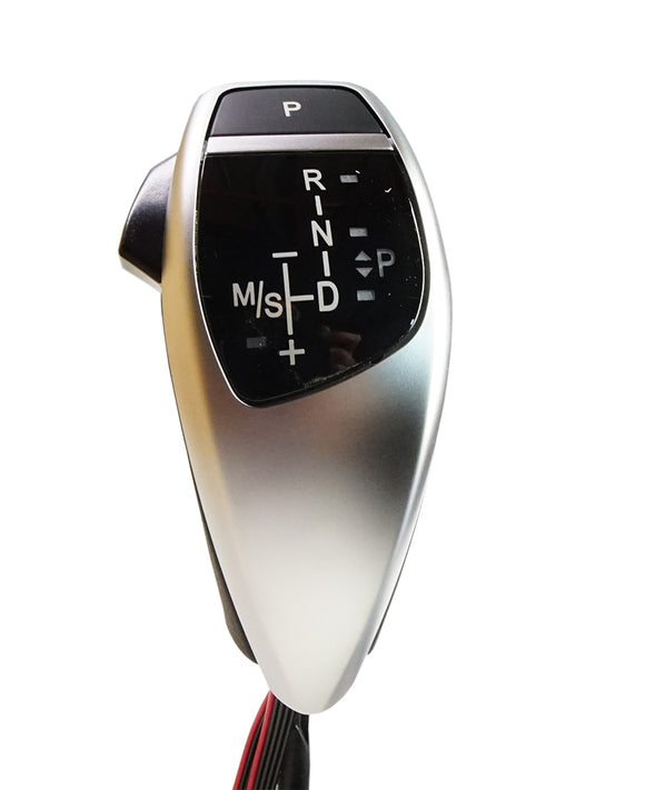 Modern Illuminated Automatic Shift Knob for BMW E8X 1 Series, E9X 3 Series