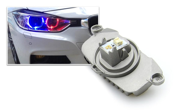 WeissLicht LED Halo Color Change Kit for BMW F3X