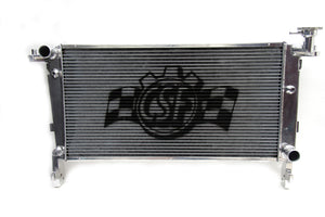 CSF Racing Radiator – 10-12 Hyundai Genesis 2.0 Turbo Manual Transmission