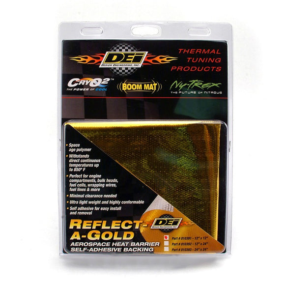 DEI Reflect-A-GOLD 12in x 24in Sheet