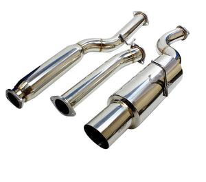 ISR Performance GT Single Exhaust – Hyundai Genesis Coupe 2.0T 09+