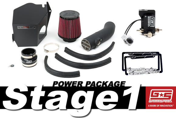 Grimspeed Stage 1 Power Package – 08-14 Subaru WRX