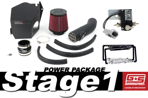 GrimmSpeed Stage 1 Power Package – 08-14 Subaru STI