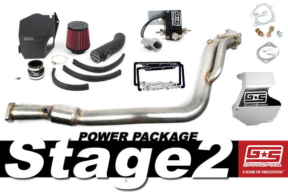 GrimmSpeed Stage 2 Power Package – 05-09 Subaru Legacy GT