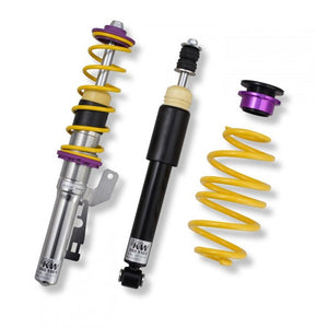KW V1 Coilovers – Honda Civic (w/ 14mm front strut lower mounting bolt)
