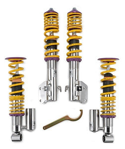 KW Clubsport Coilovers – Ford Mustang Coupe + Convertible; excl. Shelby GT500