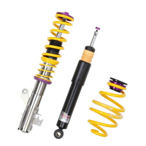 KW V2 Coilovers – Audi A4 (8E/B6/B7) Sedan; FWD