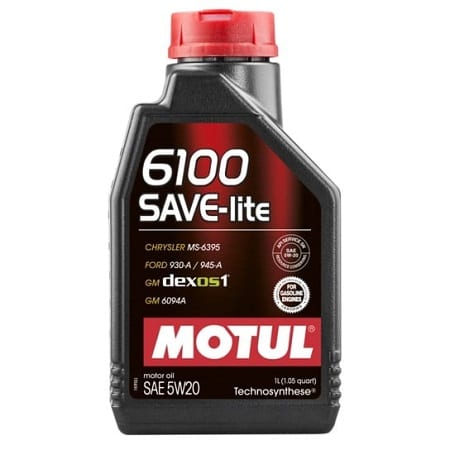 Motul 6100 SAVE-LITE 5W20 | 1L