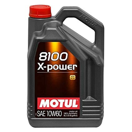 Motul 8100 X-POWER 10W60 | 5L