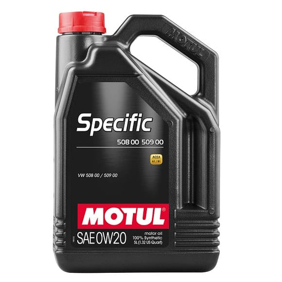 Motul Specific Line Oil | 508 00 509 00 0W20 | 5L