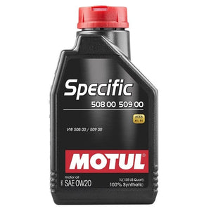 Motul Specific Line Oil | 508 00 509 00 0W20 | 1L