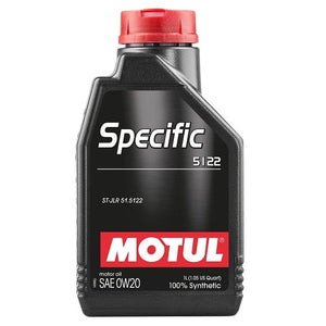 Motul Specific Line Oil | 5122 0W20 | 1L