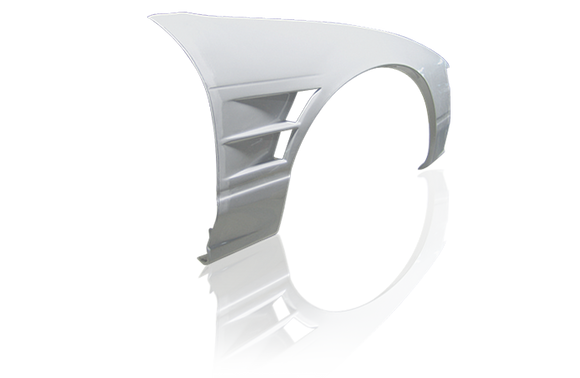 Origin Lab +40mm Front Fender – 180SX