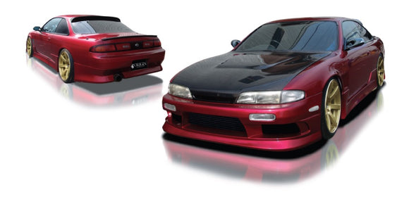 Origin Lab Stream Line Body Kit – Silvia S14 Zenki