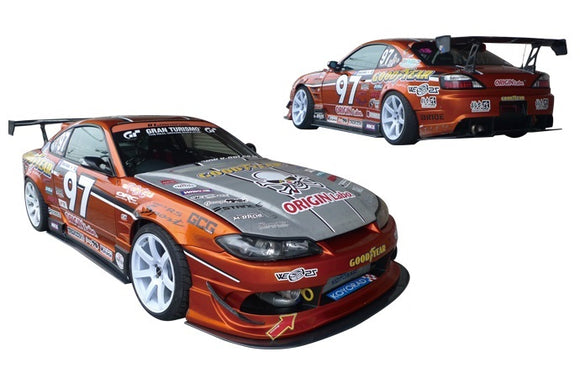 Origin Lab Racing Line Body Kit – Silvia S15