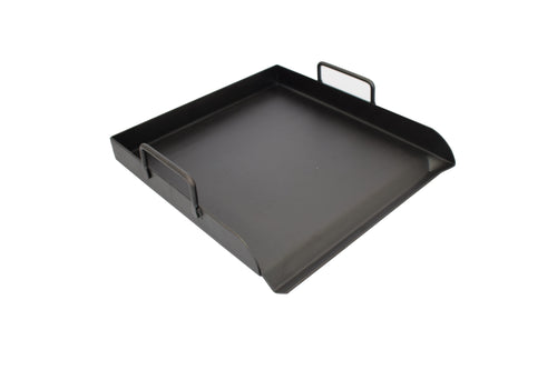 Pre-seasoned Steel Griddle Pan SA8100