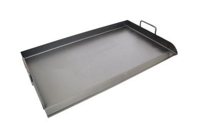 Pre-seasoned Steel Griddle Pan SA8200