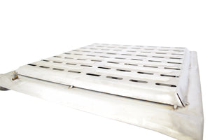 Stainless Steel Reinforced Bottom Griddle Pan SA9150
