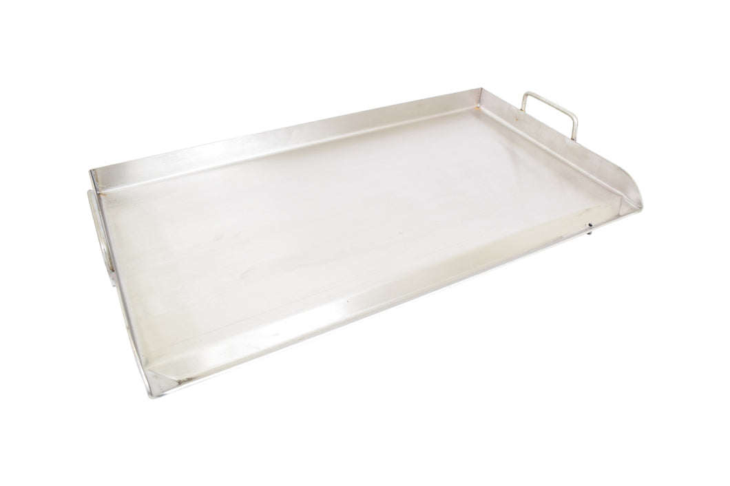 Stainless Steel Reinforced Bottom Griddle Pan SA9250