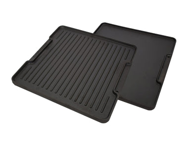 Pre-Seasoned Cast Iron Reversible 15 x 15 inches Grill/Griddle [GS15]