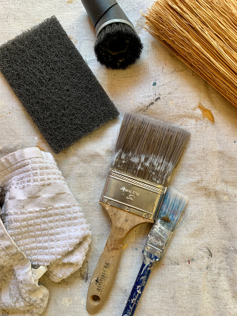 The Best Way to Clean Furniture Before Painting...and Why!