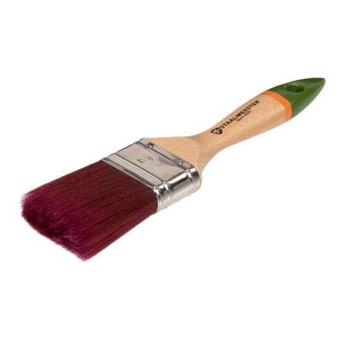 Staalmeester Synthetic Flat Brush - Tynt Paint Studio