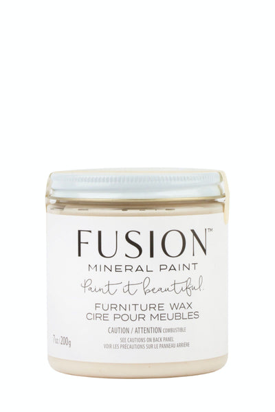 Fusion Furniture Wax - Clear - Tynt Paint Studio