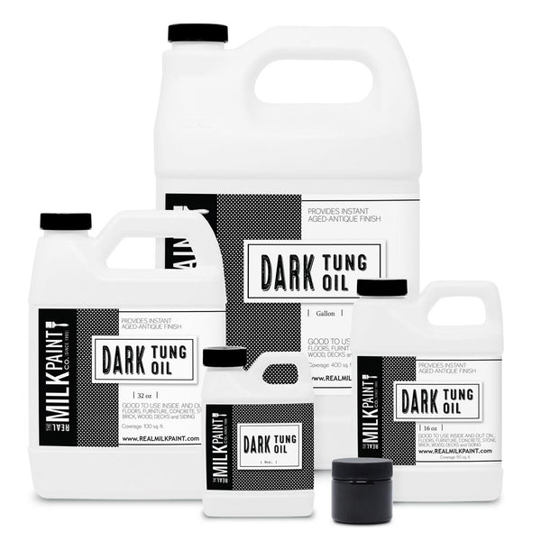 Dark Tung Oil - Tynt Paint Studio