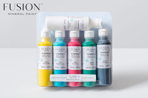 Fusion for KIDS - non-toxic Tempera Paint Kit