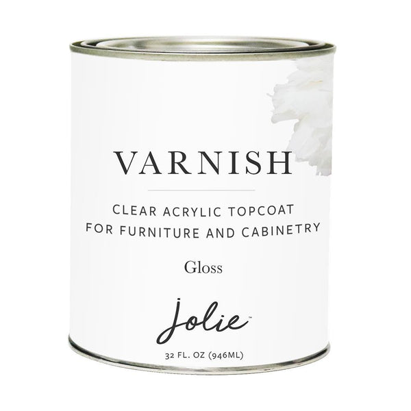 Jolie Varnish | Gloss - Tynt Paint Studio
