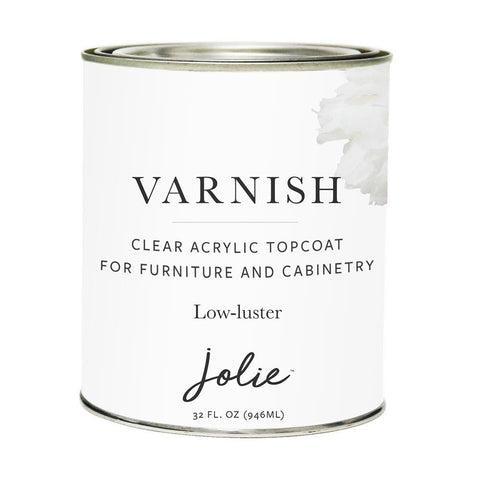 Jolie Varnish | Low Luster