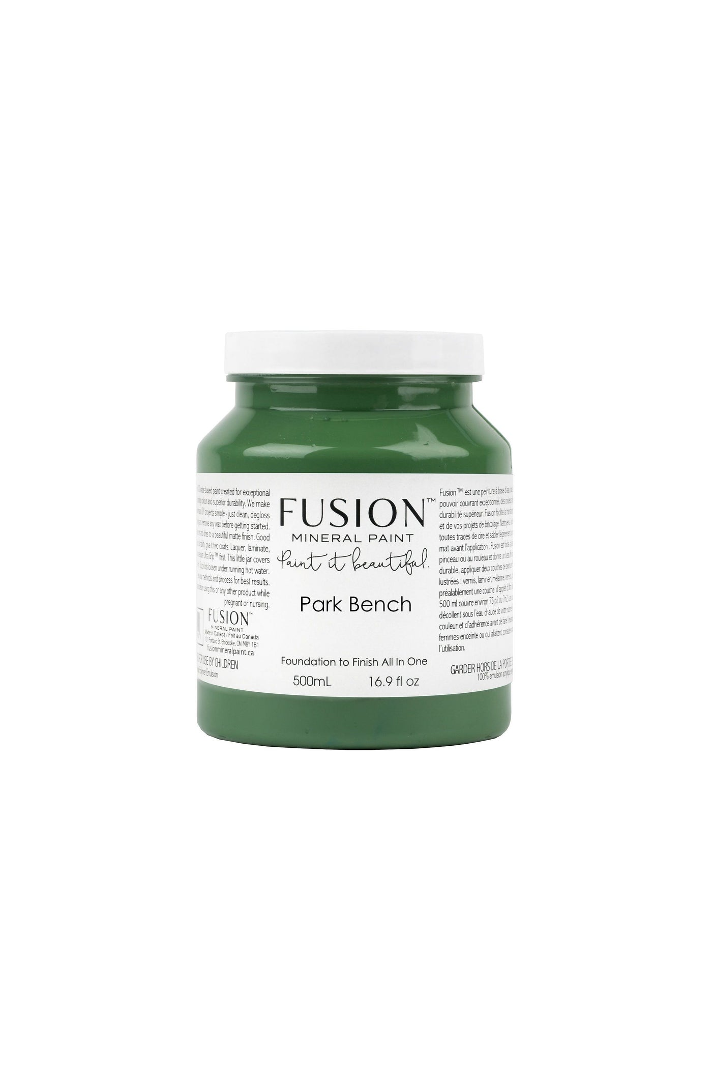 Fusion Mineral Paint - PARK BENCH Pint