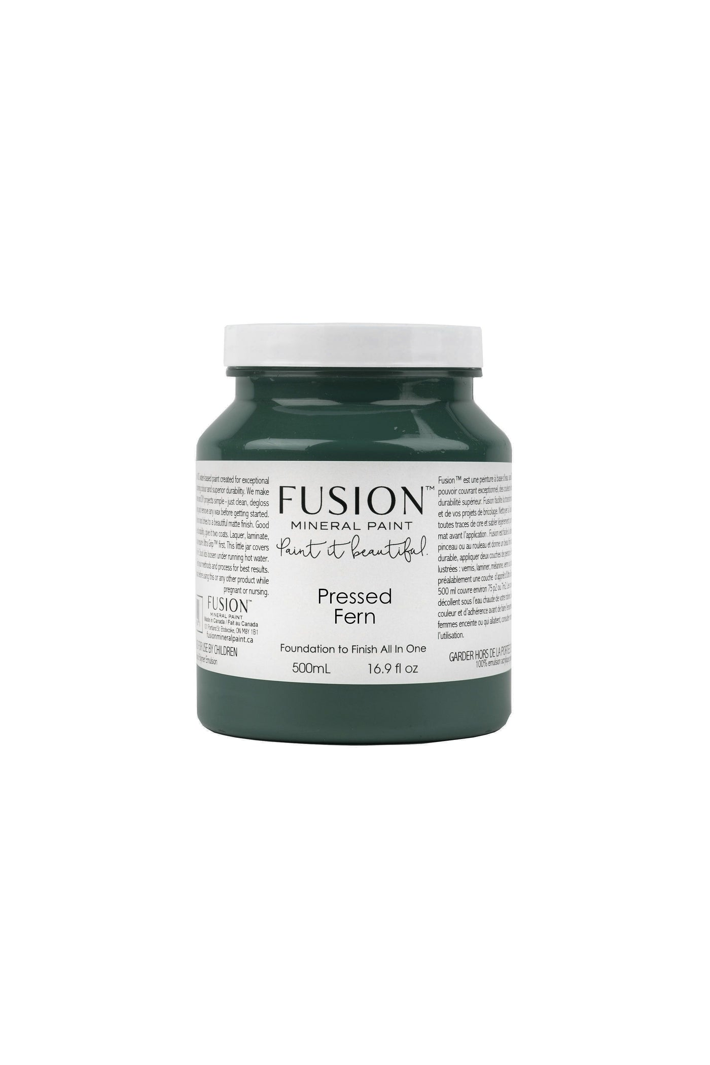 Fusion Mineral Paint - PRESSED FERN Pint