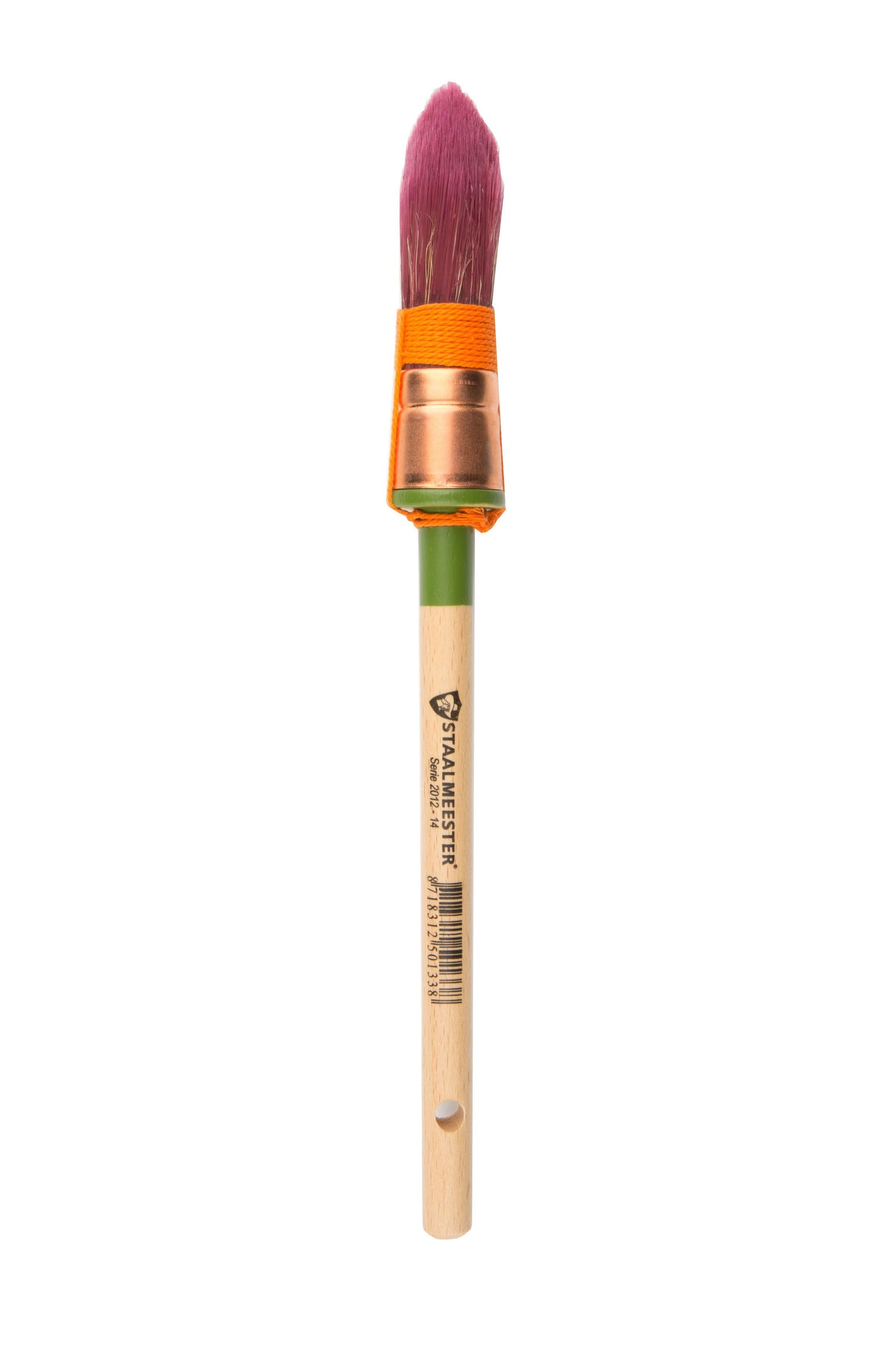 Staalmeester Paint Brush - Pointed Sash Brush - Tynt Paint Studio