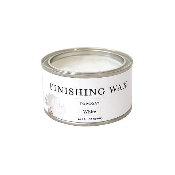 Jolie Finishing Wax | White - Tynt Paint Studio