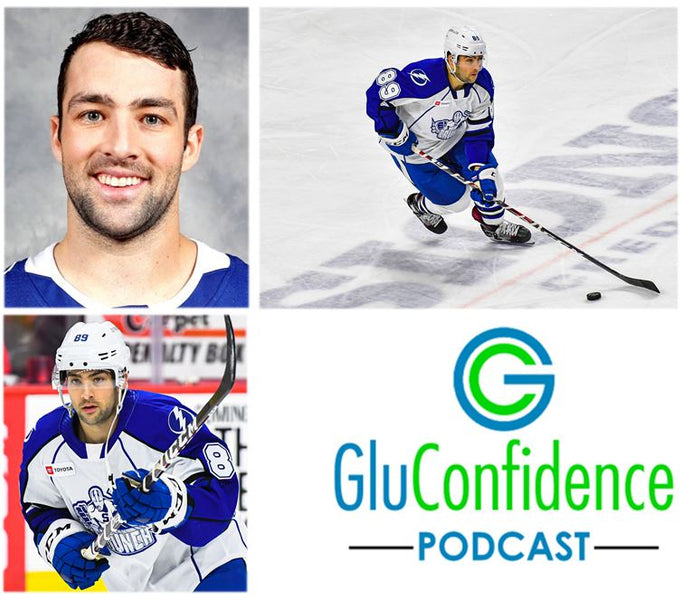 Cory Conacher: Professional Hockey Player living with T1