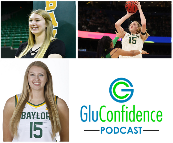 Lauren Cox: Baylor University 2019 NCAA Basketball Champion